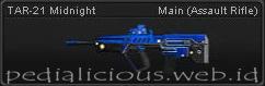 Senjata Point Blank TAR-21 Midnight