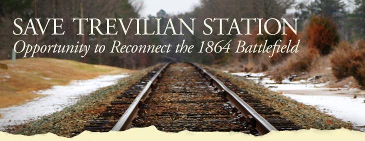 Help save Trevilian Station!