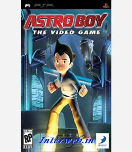 Astro Boy: The Video Game PPSSPP High Compress 890mb