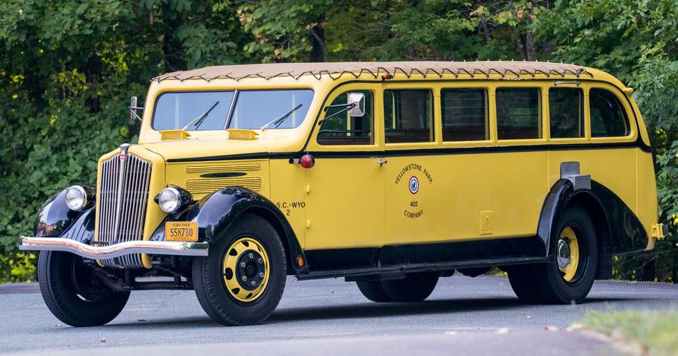 Hershey Auto Show 2017 >> Your Classic 1937 Party Bus Has Arrived, And It's A National Treasure
