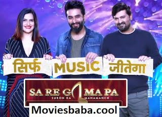 Sa Re Ga Ma Pa Lil Champs 12th May 2019 Complete Episode HDRip 1080p | 720p | 480p | 300Mb | 700Mb