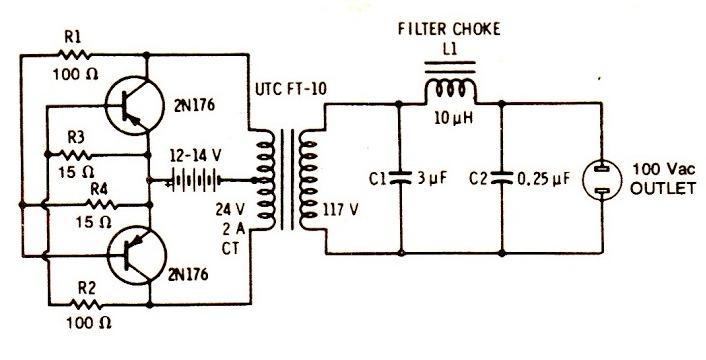 circuit diagram knowledge 2x40w two channel class ab audio power