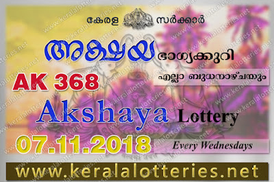 kerala lottery result today akshaya, akshaya lottery result, kerala lottery result akshaya today, kerala lottery akshaya today result, akshaya kerala lottery result, akshaya lottery ak.368 results 07-11-2018, akshaya lottery ak 368, live akshaya lottery ak-368, akshaya lottery, kerala lottery today result akshaya, akshaya lottery (ak-368) 7/11/2018, today akshaya lottery result, akshaya lottery today result, akshaya lottery results today