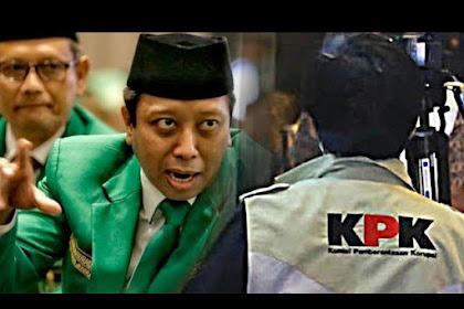 Ketua Umum PPP, Romahurmuziy, Dikabarkan Ditangkap KPK