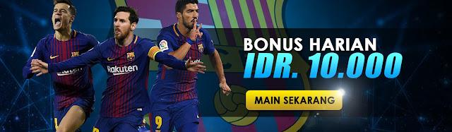 Dapatkan Bonus Harian Rp 10.000 di Kedaiuang.com (IOGSPORT)