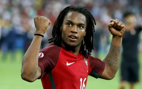 Renato Sanches moved to Bayern Munich for a fee of €35 million