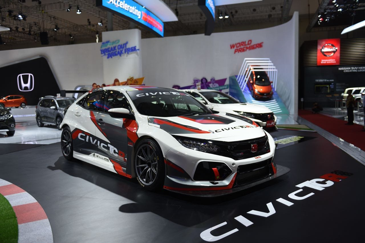 Civic TCR 2018