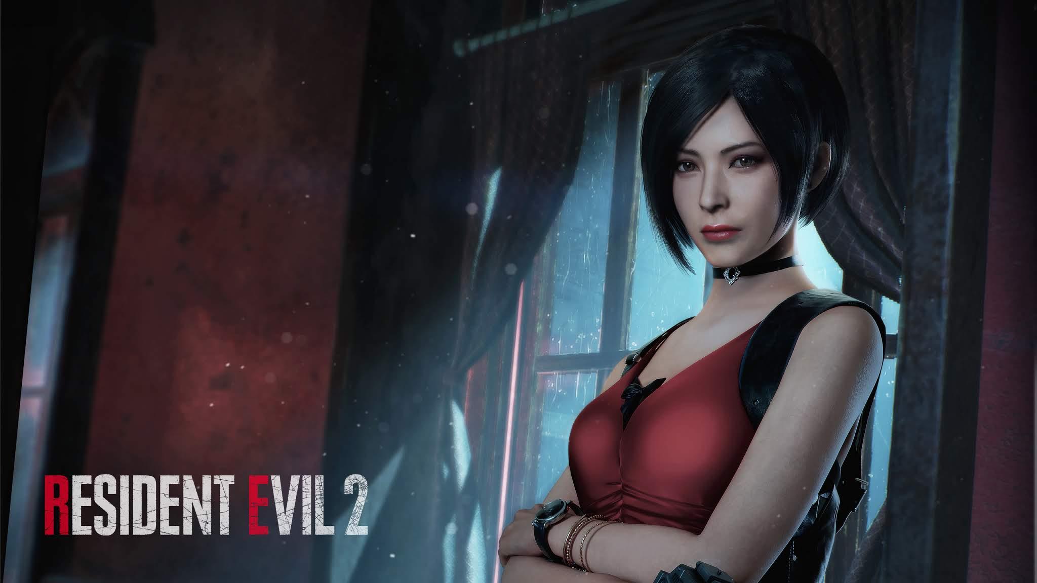 Ada Wong Resident Evil 2 Wallpaper