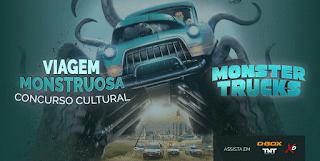 Concurso Cultural Viagem Monstruosa Cinemark