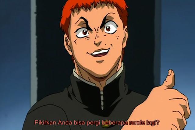 Baki The Grappler Episode 01 Subtitle Indonesia