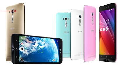 Điện thoại Zenfone 2 Laser chính hãng