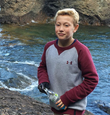 11 Year old Michigan boy, hangs himself after he thinks his girlfriend had committed suicide