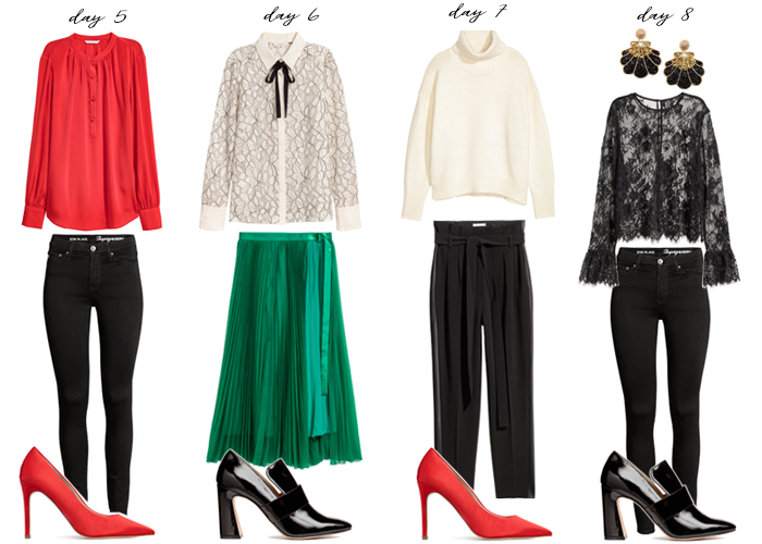 what to wear holiday party