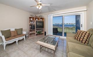 Sundown Condo For Sale Unit B14 Living Room Perdido Key Florida Real Estate