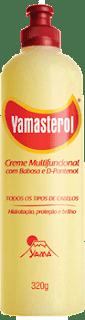 produtos para cabelos em transição creme yamasterol