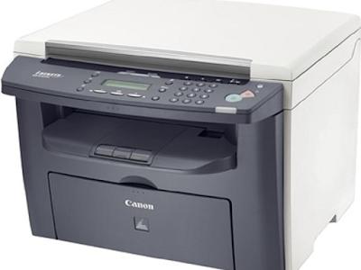 Image Canon i-SENSYS MF4120 Printer Driver