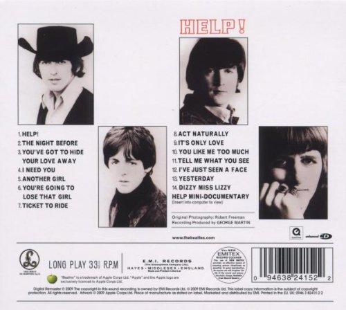 Volver A Escuchar An169 The Beatles Help Pel 237 Cula 1965