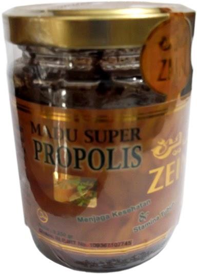 Jual Super Madu Propolis Zein Surabaya