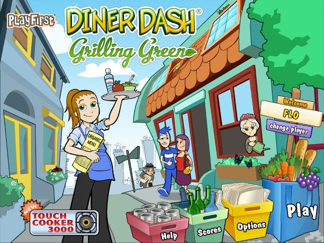 تحميل لعبة الطبخ دينر داش diner dash للكمبيوتر و الموبايل الاوندرويد برابط مباشر