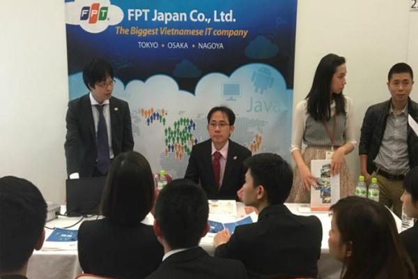 Cơ Hội Việc Làm Tại FPT Japan Cho Du Học Sinh