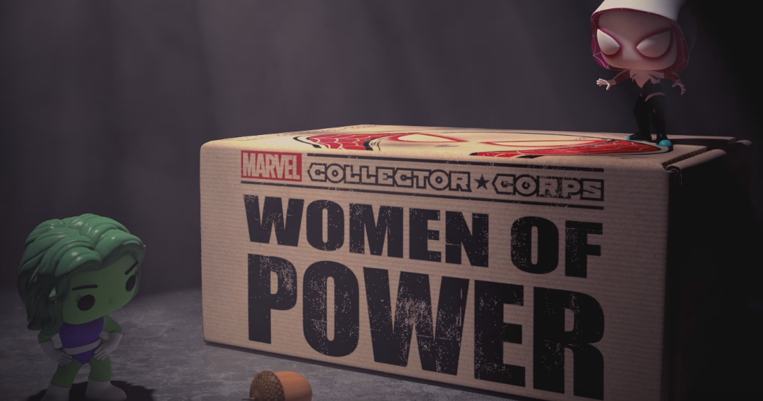 Funko Teaser Video For Marvels Women Of Power Collector -4549
