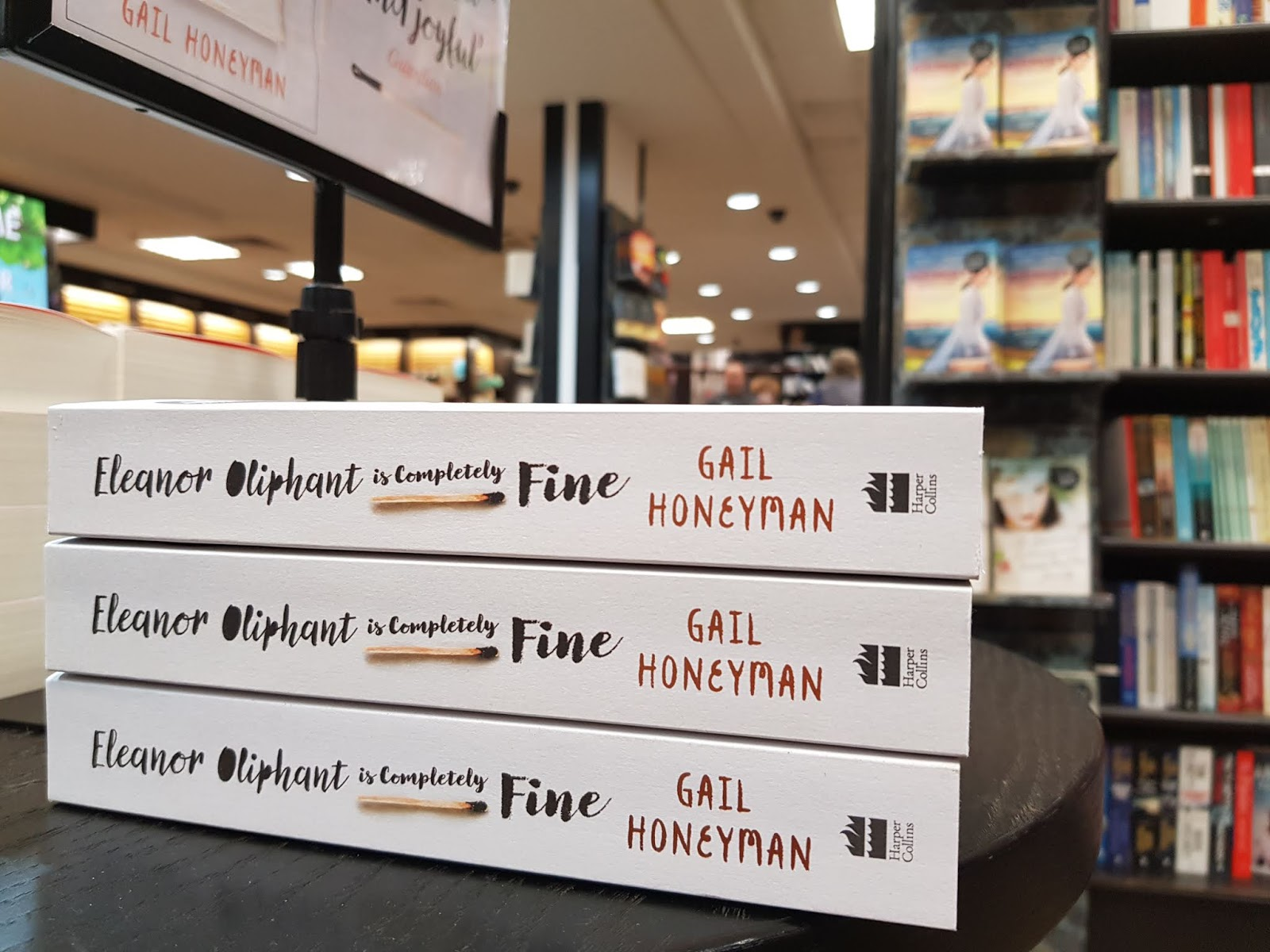 gail honeyman eleanor oliphant completely fine book review