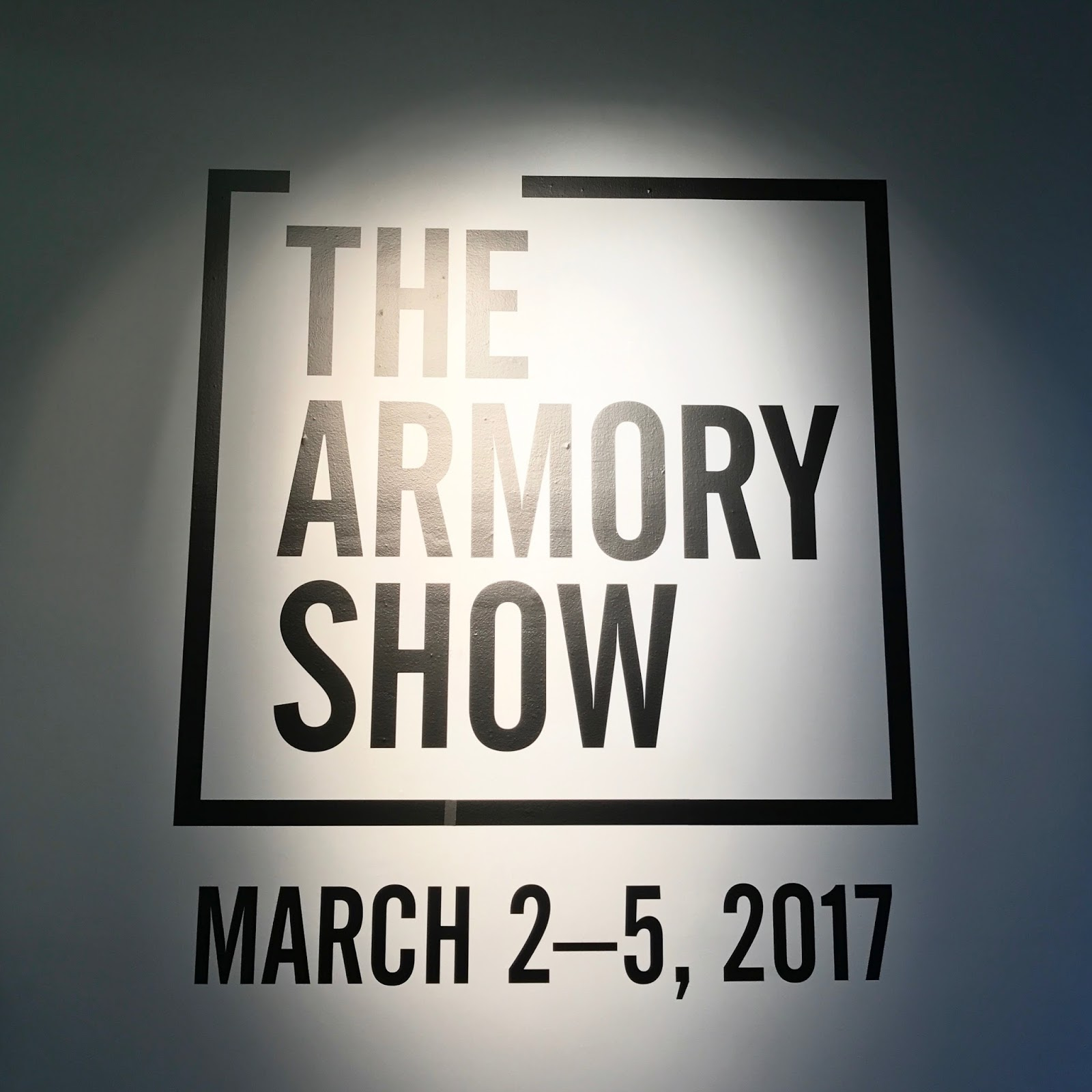 The Armory Show 2-5 March 2017 | New York