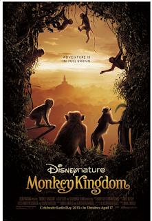 Monkey Kingdom (2015) BluRay + Subtitle