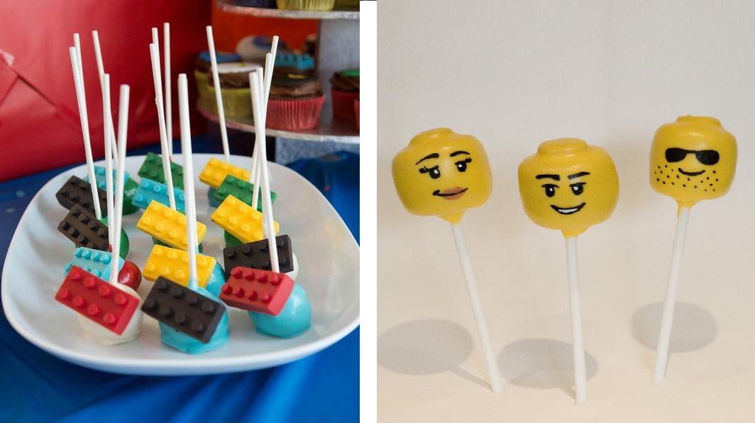 0dd2da3d0d3a 4) Οργανώστε παιχνίδια σχετικά με Lego και Lego Man. Τυπωστέ από εδώ την  φιγούρα Lego Man και μοιράστε την σε όλα τα παιδιά. Γεμίστε ένα βάζο με lego  και ...