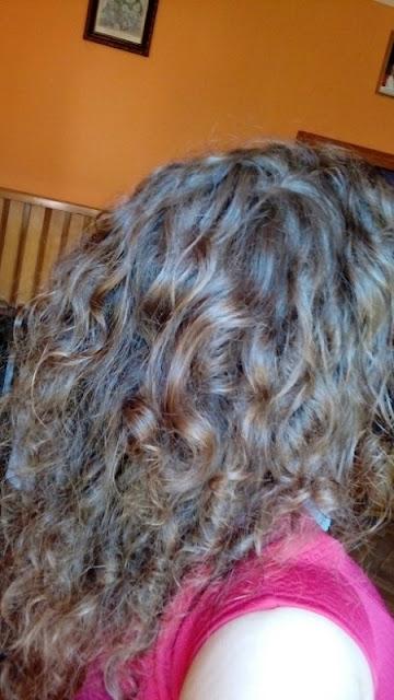 pielęgnacja włosów kręconych