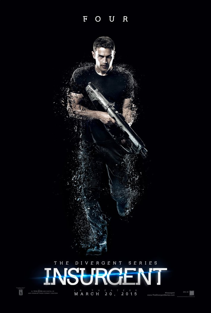 Poster 5: The Divergent Series Insurgent