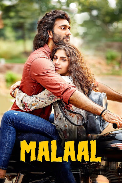 Poster of Malaal (2019) Full Movie [Hindi-DD5.1] 720p HDRip ESubs Download