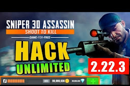 Sniper 3D Assassin 2.22.3 Apk + Mod+Unlimited coins,Diamond,Ad Free