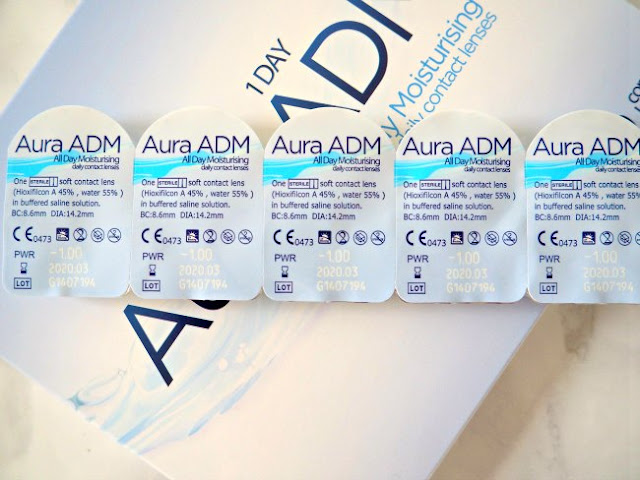 vision direct contact lenses