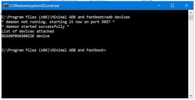 Cara Root dan TWRP Asus Z00VD Zenfone Go