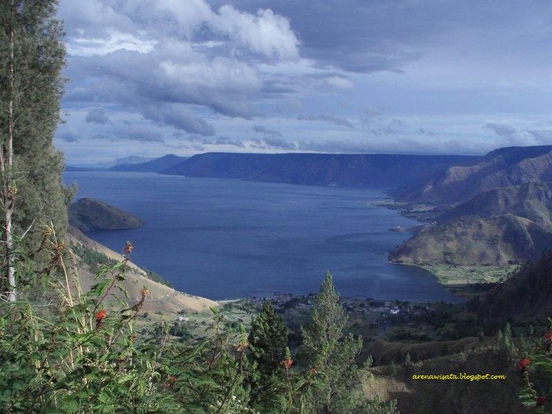 Pesona Danau Toba dan Pulau Samosir ~ Tempat Wisata Asyik