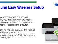 Samsung Easy Wireless Setup Download - Windows, Mac