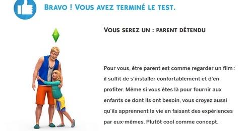 jng sims 4 tre parents le test. Black Bedroom Furniture Sets. Home Design Ideas