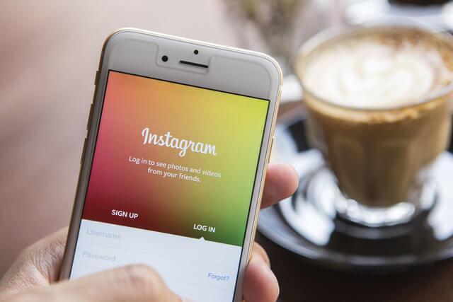 Cara Masuk Hublaagram dengan Akun Facebook Melalui Smartphone Android