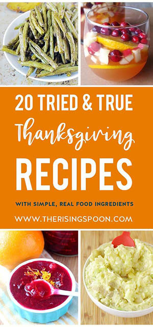20 Tried-and-True Best Thanksgiving Recipes