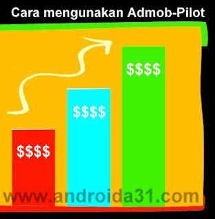 Cara Menggunakan Aplikasi Admob-Pilot