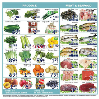 Oceans Fresh Food Market Canada Flyer April 6 - 12, 2018