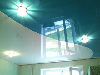 Натяжные потолки в Лабинске фото