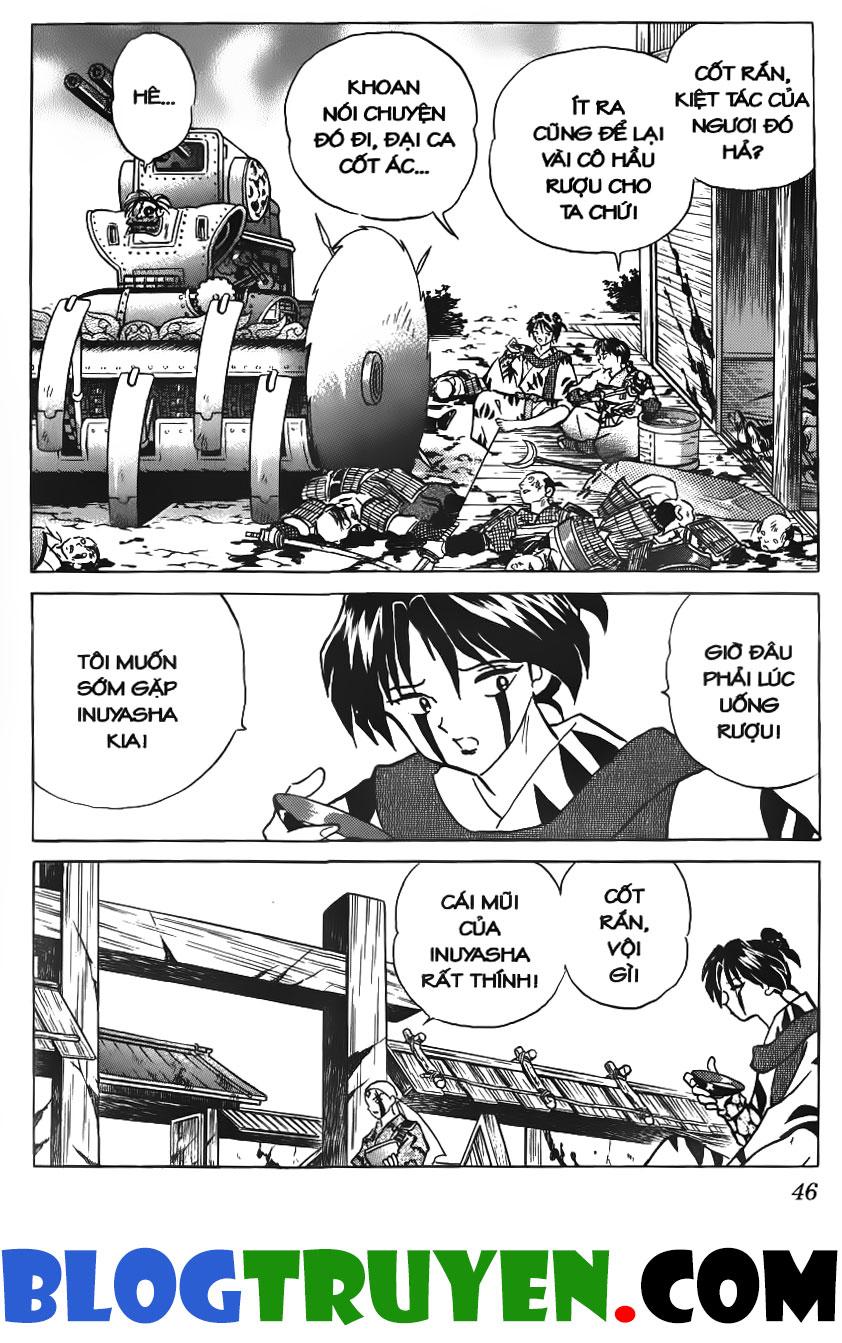 Inuyasha vol 26.3 trang 6