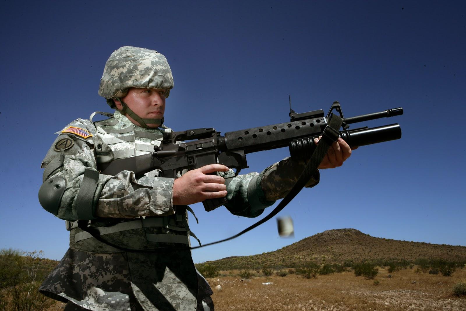 Future War Stories: FWS Armory: Grenade Launchers, Rocket ...