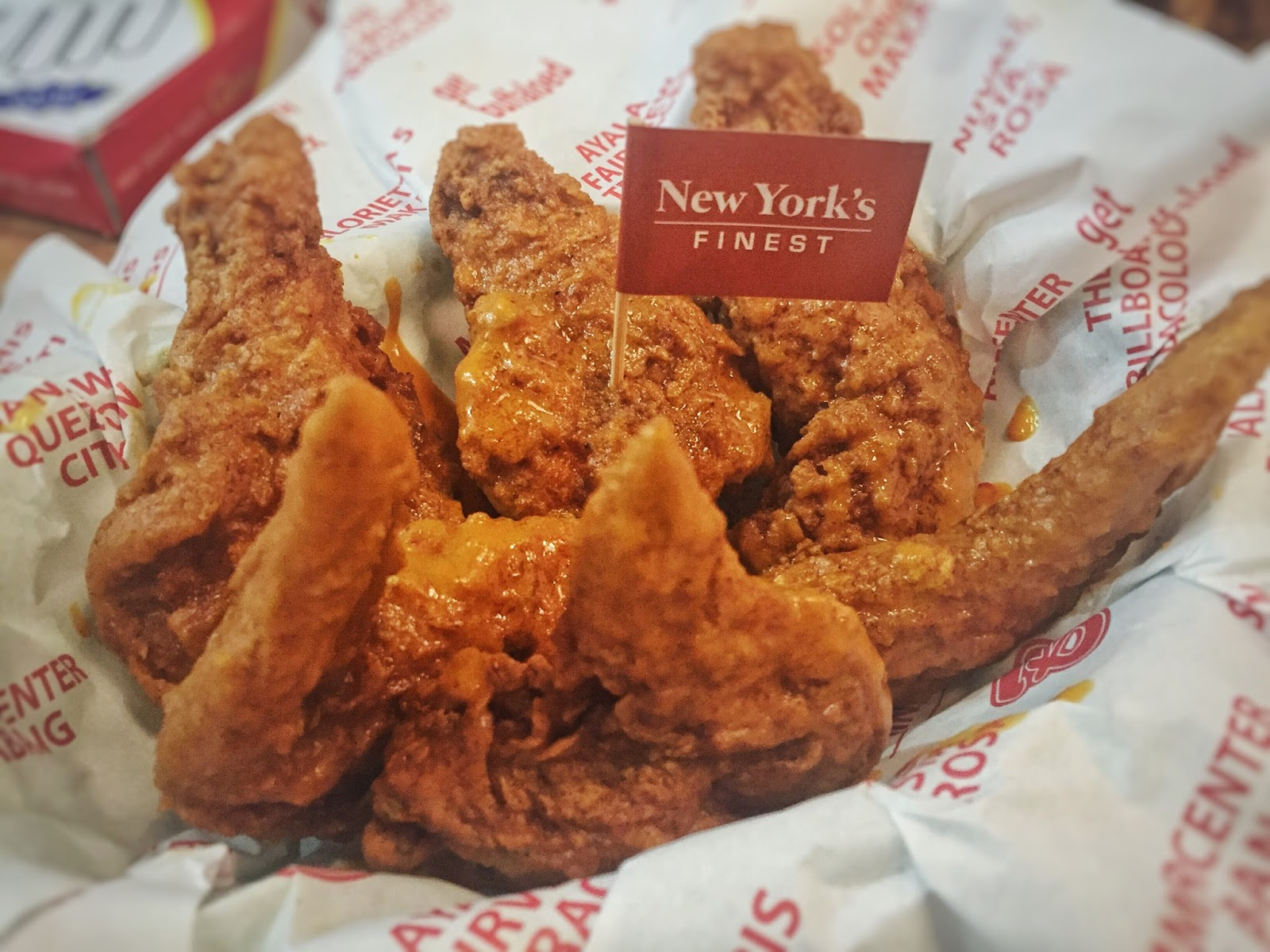 Buffalo's Wings N' Things SM City San Pablo New York's Finest Review