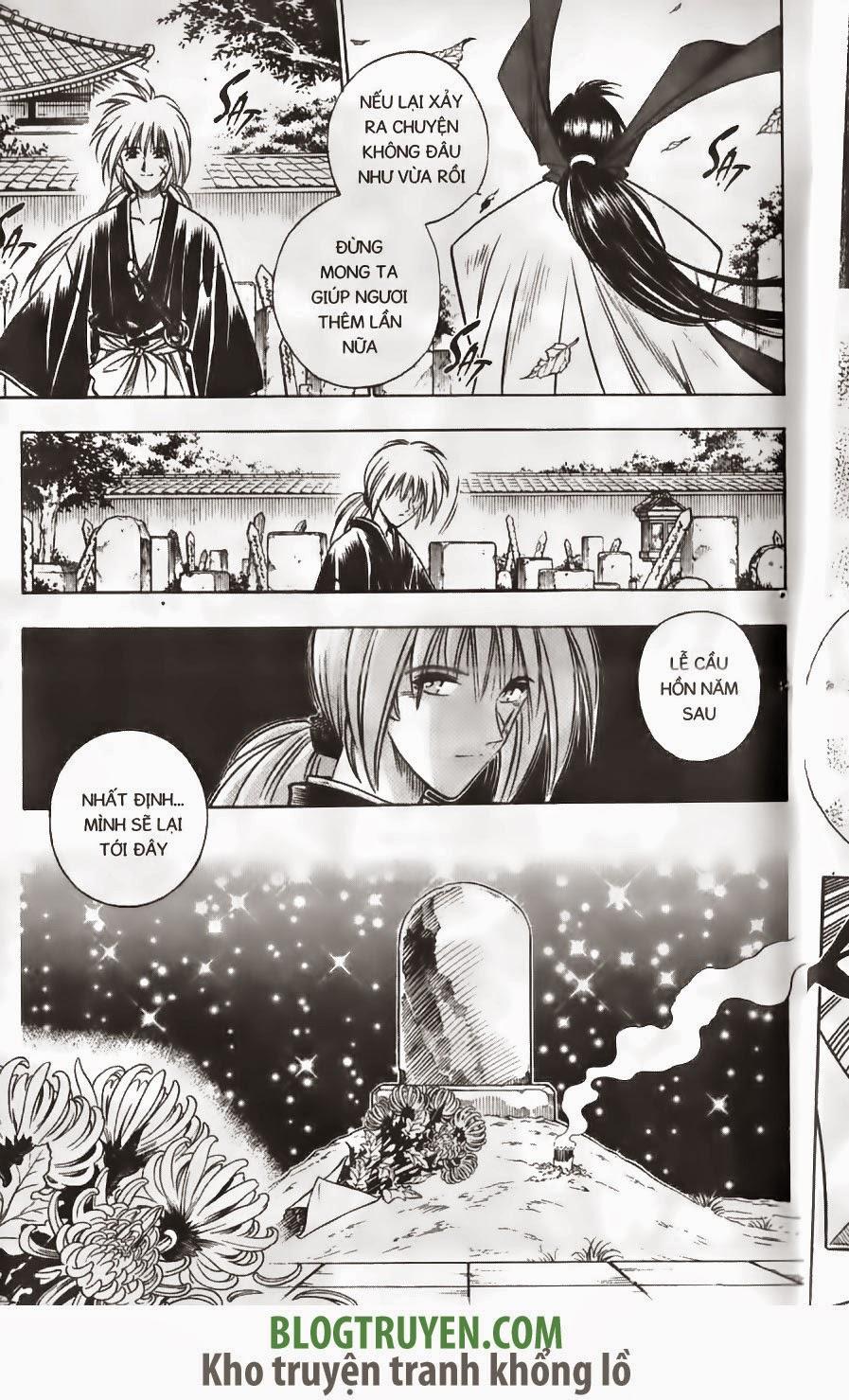 Rurouni Kenshin chap 150 trang 15