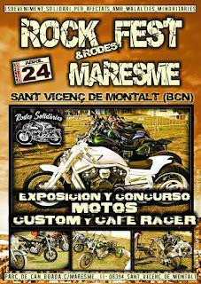 Rock & Rodes Fest Maresme