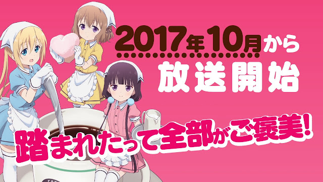 """Blend S"" Manga Author Draws For Character's Birthday"