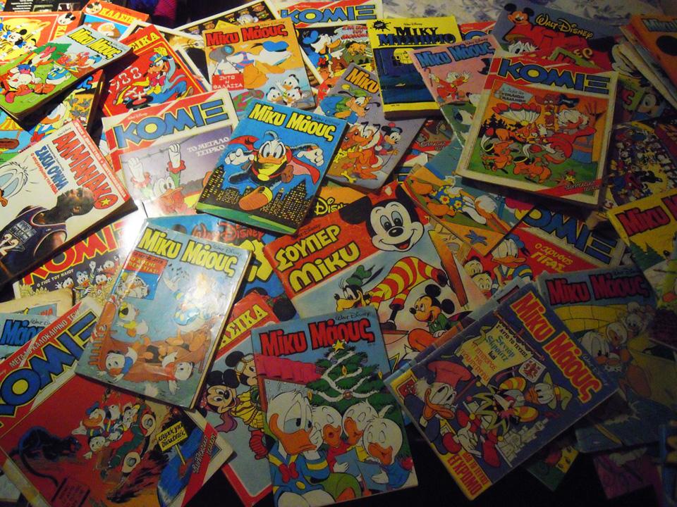 Disney Κόμικς